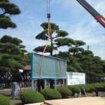 1 アルミ製屋外掲示板設置工事